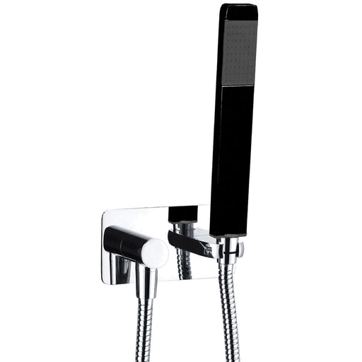 LINCOLN Hand Held Shower, Mixed Finish