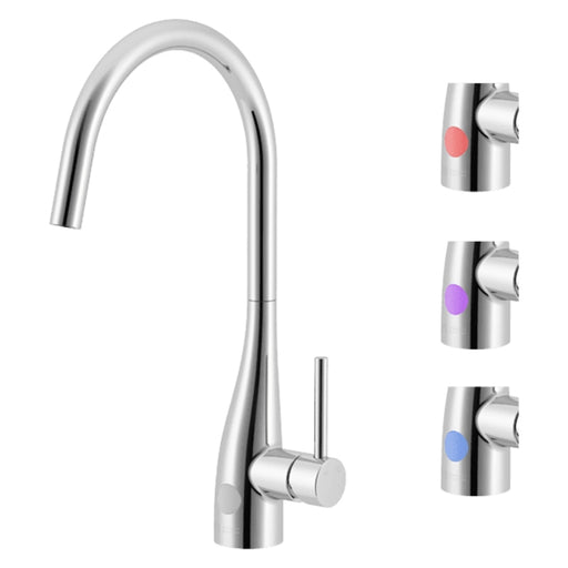 CONIC SIDELEVER LED SINK MIXER
