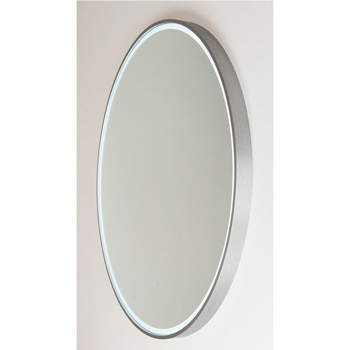 Remer Sphere LED Mirror with Demister, Bluetooth Speaker  & Light Colour Switch