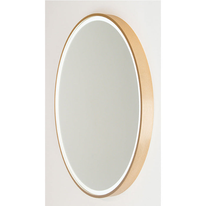 Remer Sphere LED Mirror with Demister & Light Colour Switch