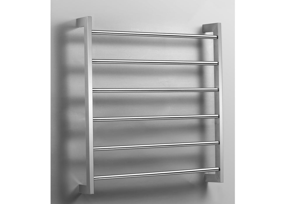 Caldo 6 Bar Heated Towel Rail