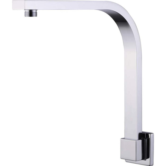 Oliveri Monaco Chrome Raised Wall Mounted Shower Arm