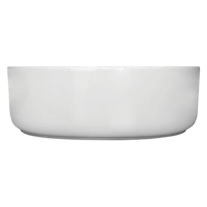 Fienza Reba Matte White Above Counter Basin