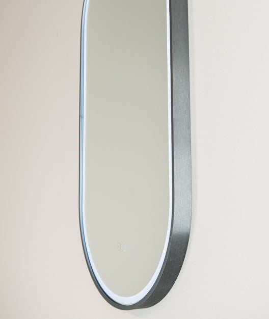 Remer Gatsby 450mm LED Mirror with Demister