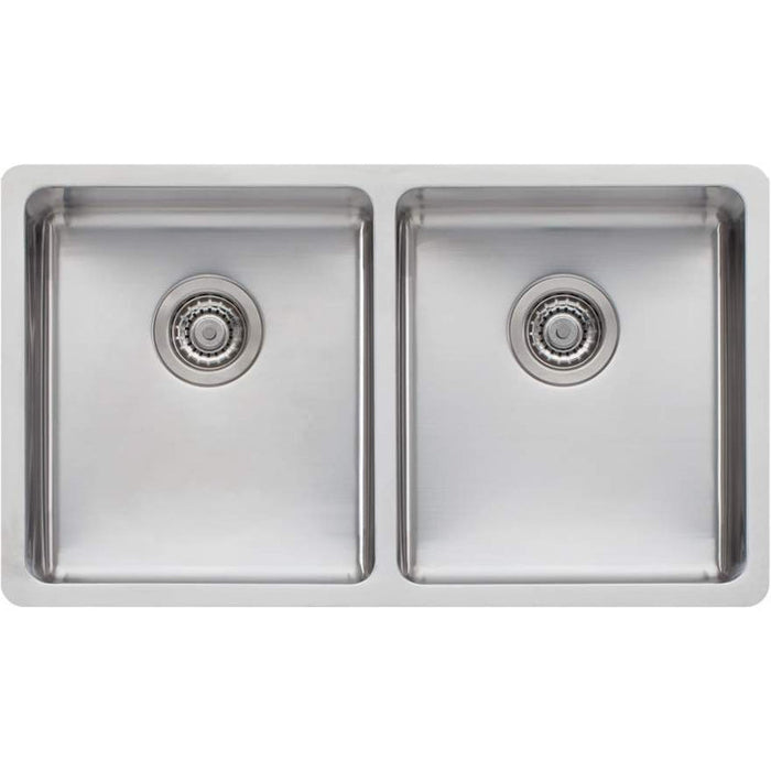 Oliveri Sonetto Double Bowl Universal Sink