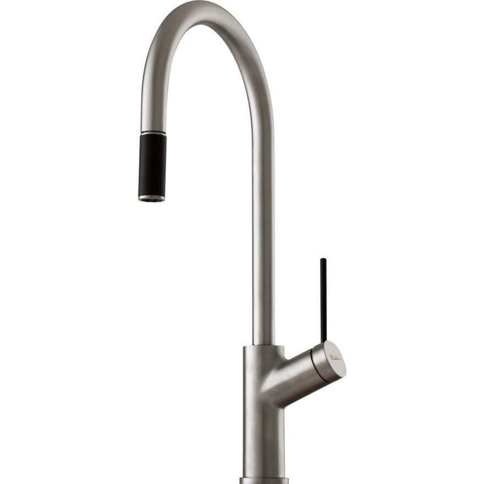 Oliveri Vilo Pull Out Mixer Brushed Finish