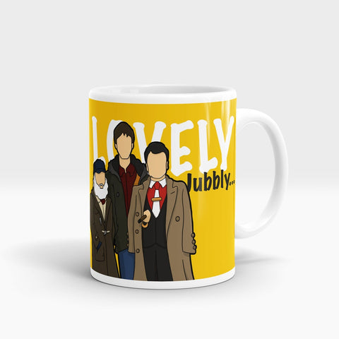 Lovely Jubbly Mug
