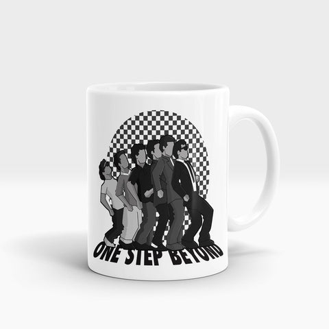 ONE STEP BEYOND Mug