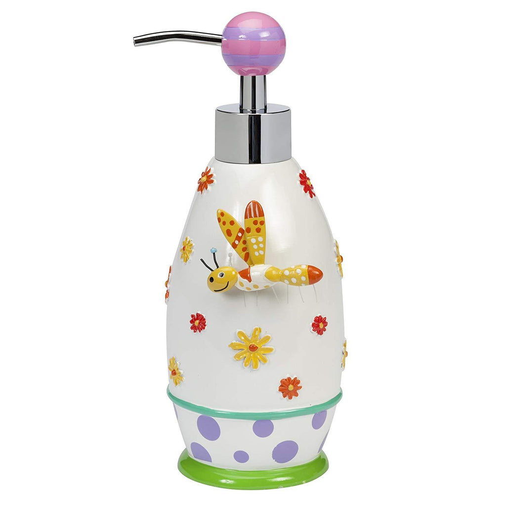 Creative Bath Products Cute as a Bug Lotion Dispenser