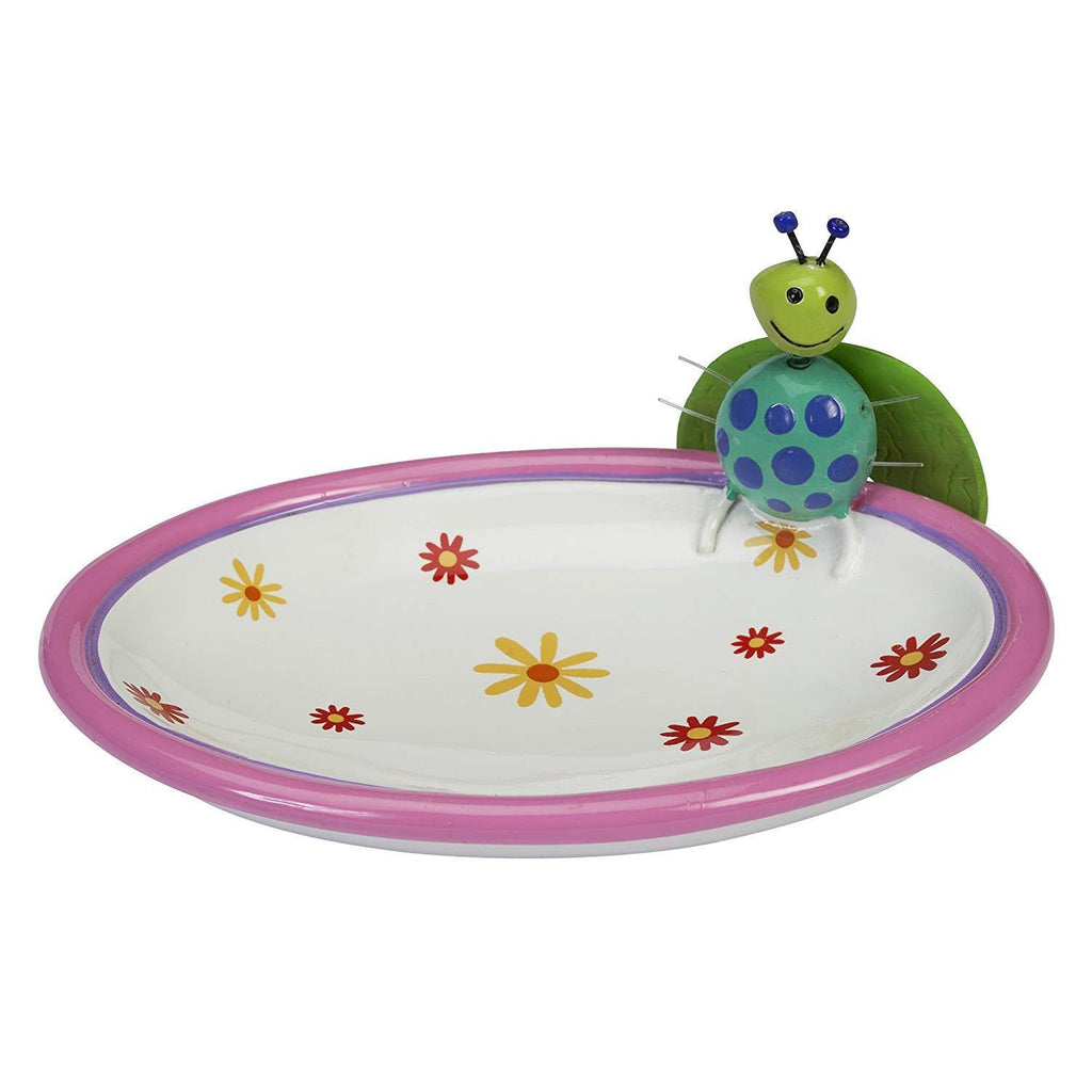 Creative Bath - Stylish Resin Soap Dish Cute as a Bug