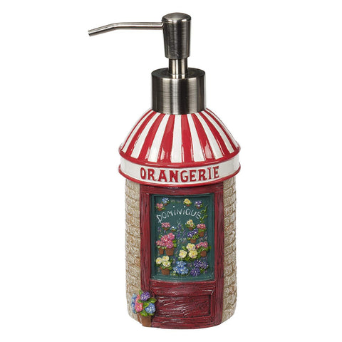 Creative Bath Products Rue Di Rivoli Lotion Dispenser