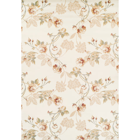 Achim Home Furnishings - Ferrera Collection Area Rug - Lily (Tan)