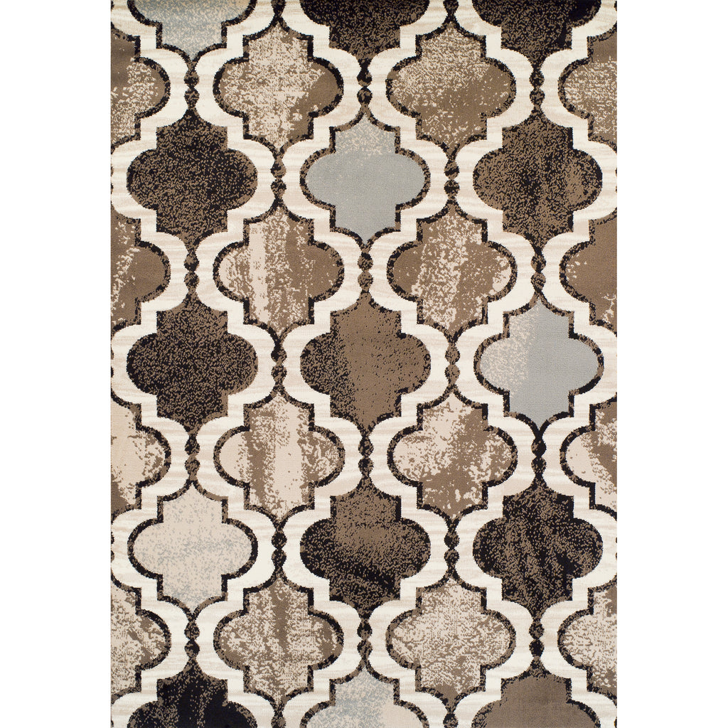 Achim Home Furnishings - Ferrera Collection Area Rug - Arbor