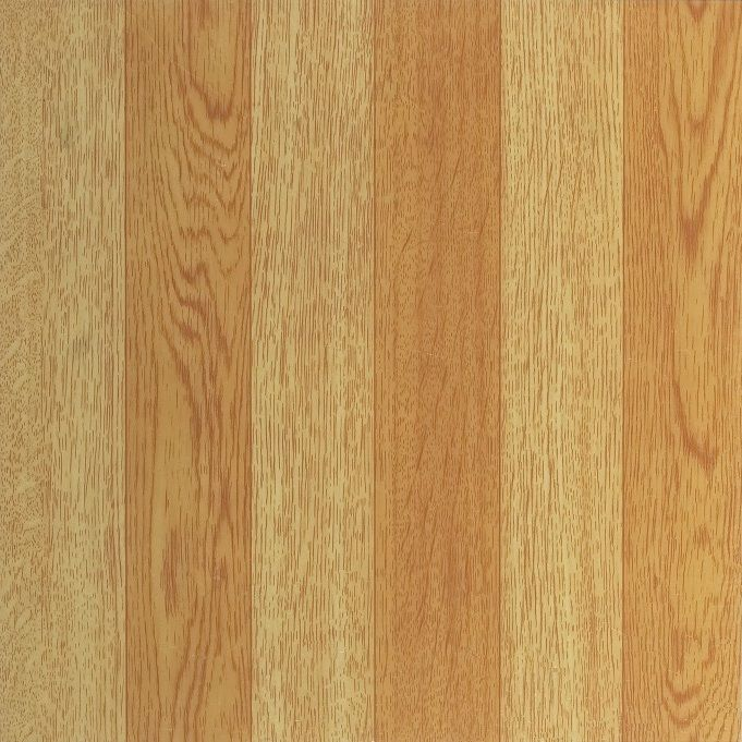 Achim Home Furnishings - Nexus Light Oak Plank-Look 12x12 Self Adhesive Vinyl Floor Tile - 20 Tiles/20 sq. ft.