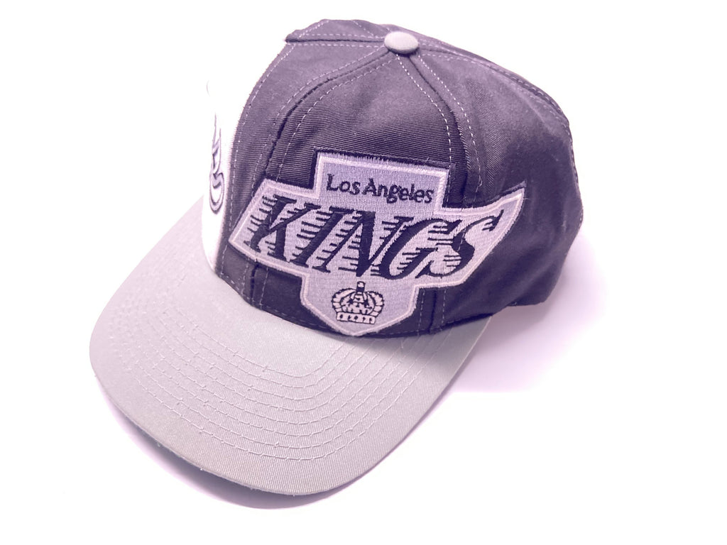 Los Angeles Kings Logo Athletic Side Script - startersnaps