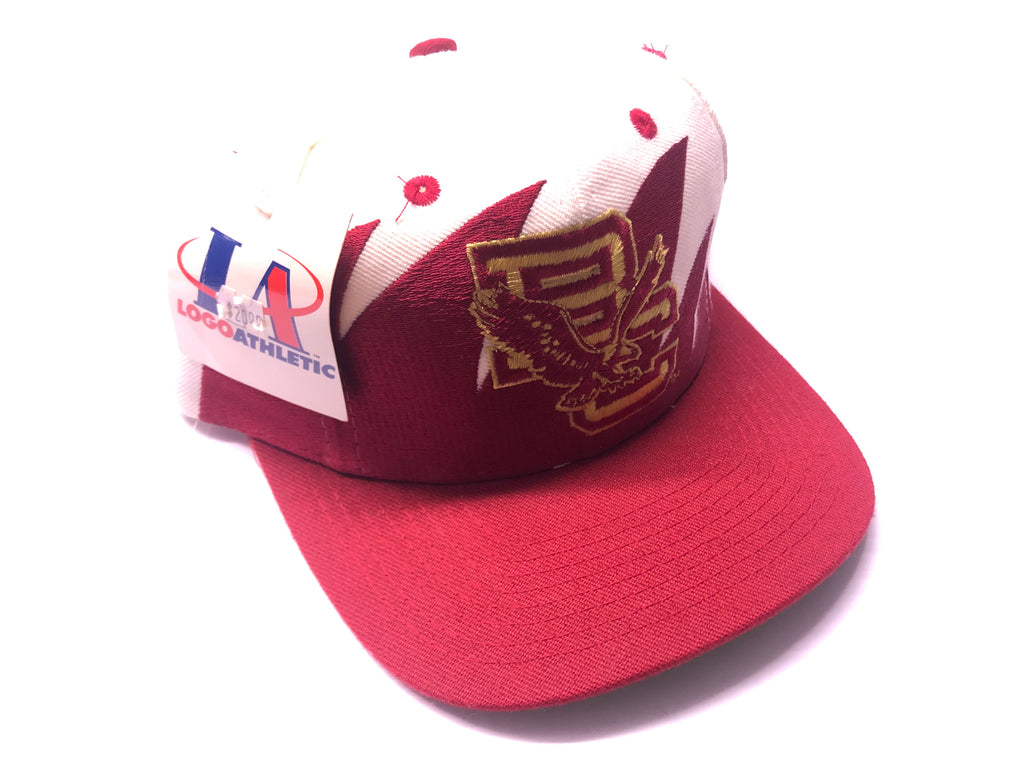 Boston College Eagles Logo Athletic Sharktooth - startersnaps