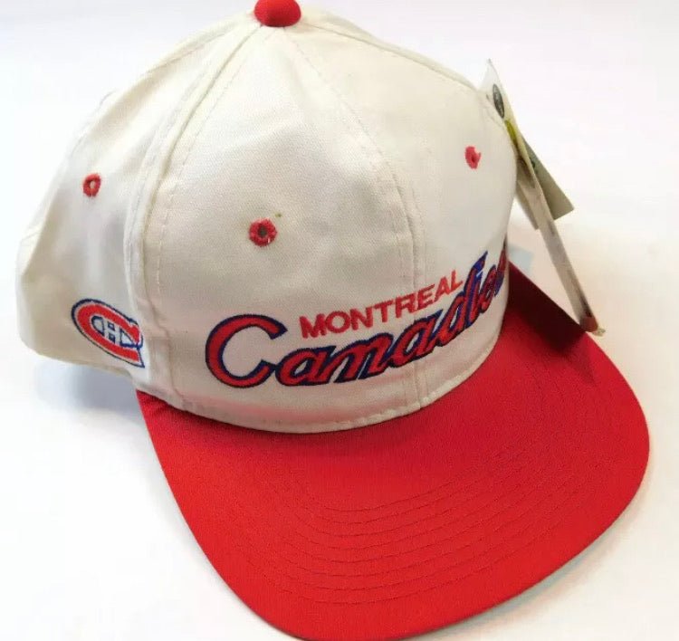 Montreal Canadians Sports Specialties Script