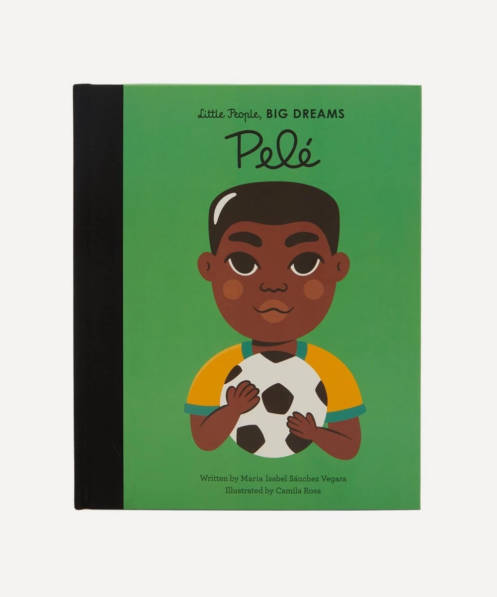 Little People, Big Dreams Pelé