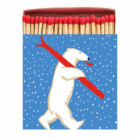 Skiing Bear Matches