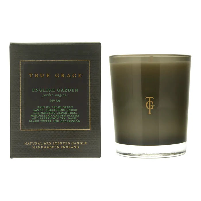 English Garden Classic Candle