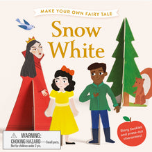 Load image into Gallery viewer, Snow White Make Your Own Fairy Tale