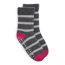 Load image into Gallery viewer, Slipper Socks - Stripes