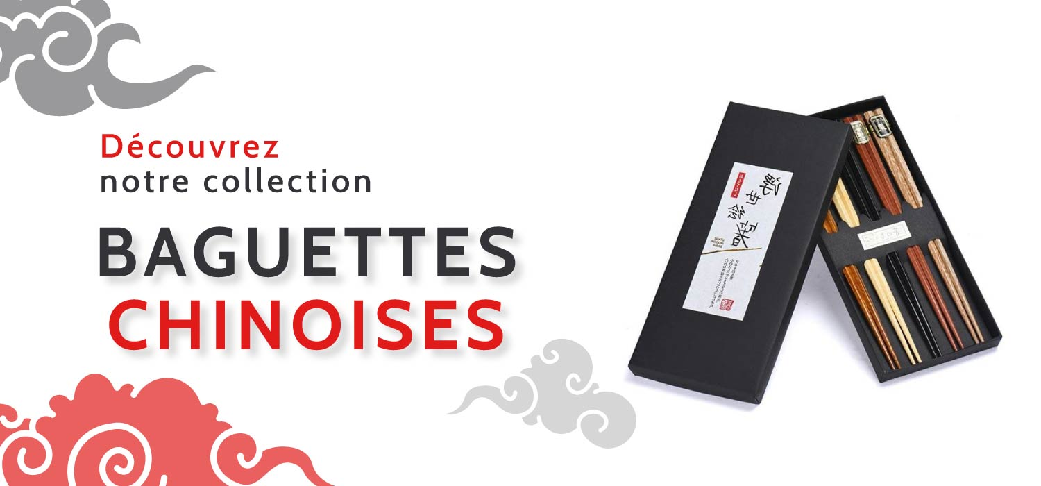 Collection Baguettes Chinoises