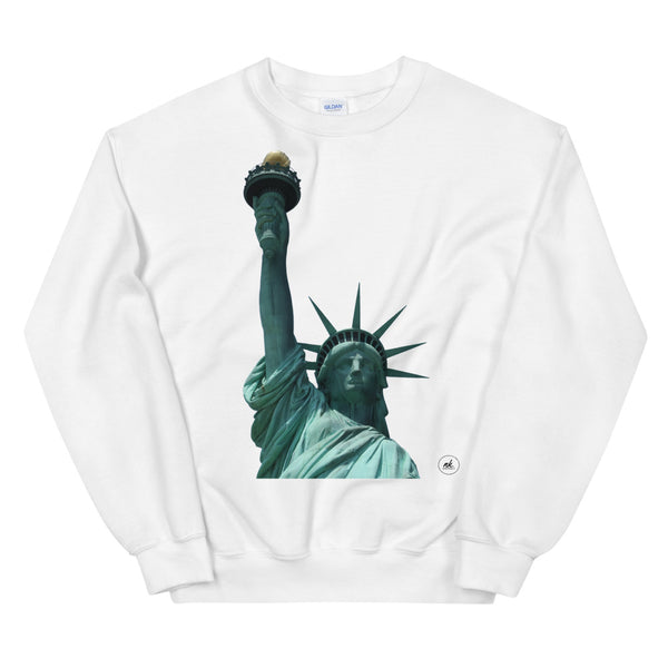 Lady Liberty Crew Neck