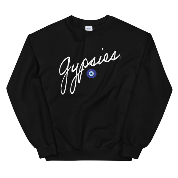 Gypsies Crew Neck (Black)