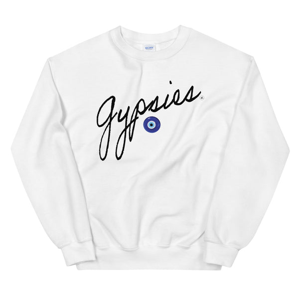 Gypsies Crew Neck (white)