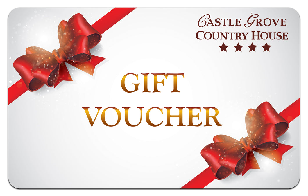 Castle Grove Click Collect Gift Card