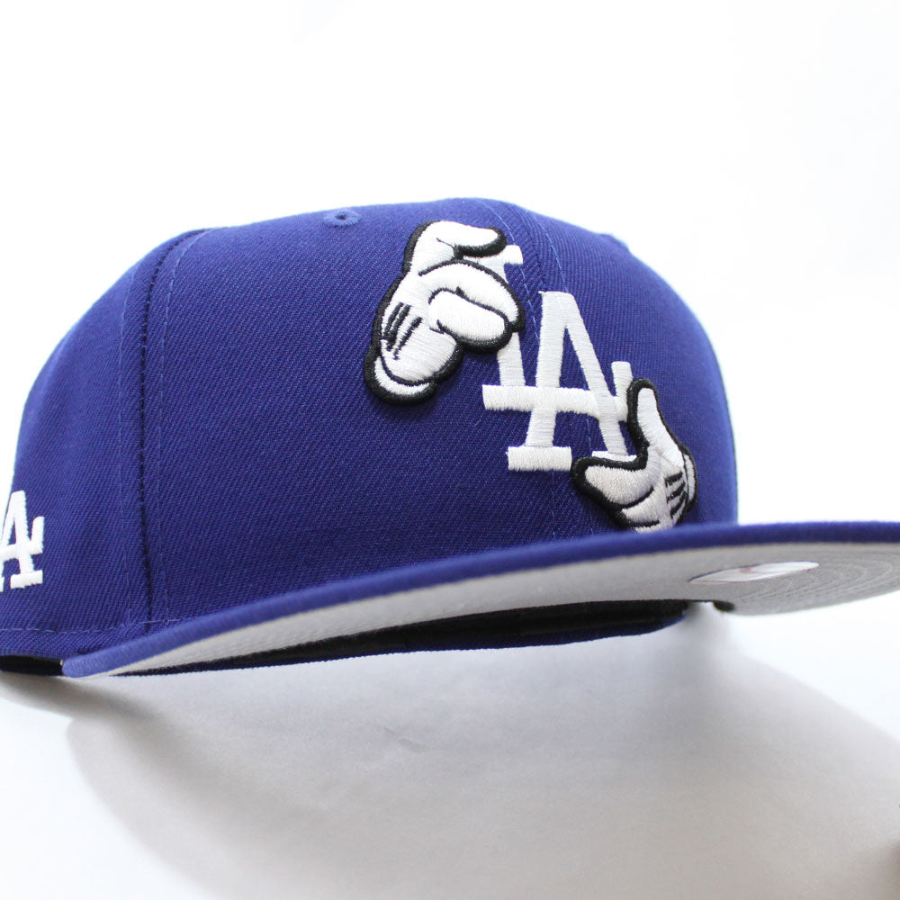 Los Angeles LA Dodgers New Era 59Fifty Fitted Cap Hat Various Sizes Available