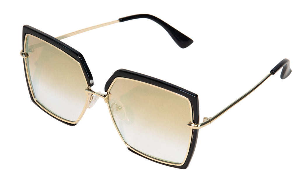 GOLDEN CHROME SUNGLASSES