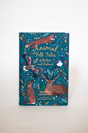 Animal Folktales of Britain & Ireland
