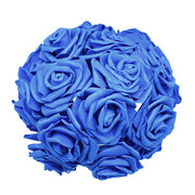 Artificial Rose Bouquet Decorative Foam Rose Flowers Bride Bouquets for Wedding Home Party Decoration Wedding Supplies