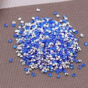 Hot 1000pcs 4.2mm Acrylic Diamond Crystal