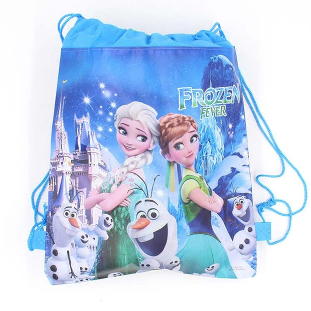 Anna and Elsa Princess Birthday Party Decorations kids Disposable Tableware Birthday Party Decorations Supplies