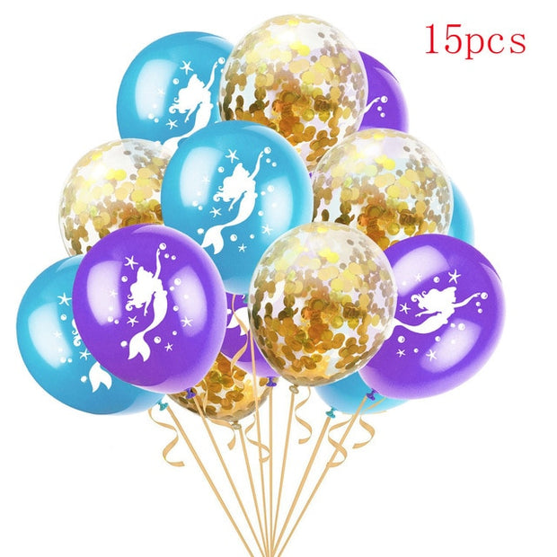 Agate Balloons with Confetti Baloon Metal  Latex Balloon Birthday Party Weddding Decoration Globos Graduation Decor