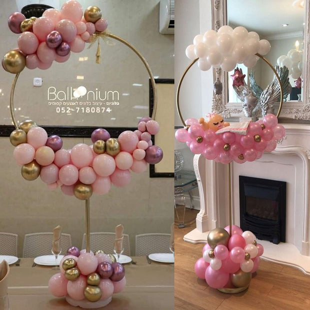 Balloon Arch Balloons Ring Stand