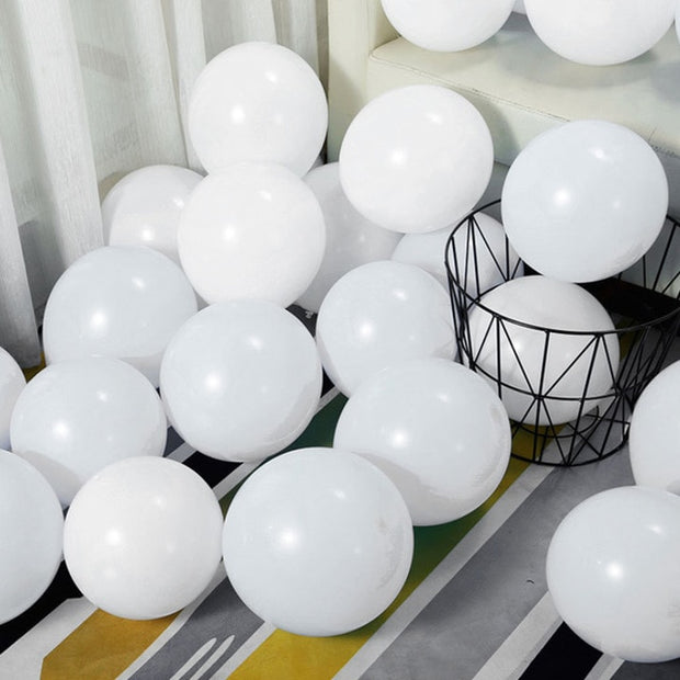 Transparent Balloons Box Wedding Party