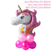 Unicorn Party Supplies Tableware Set Unicorni