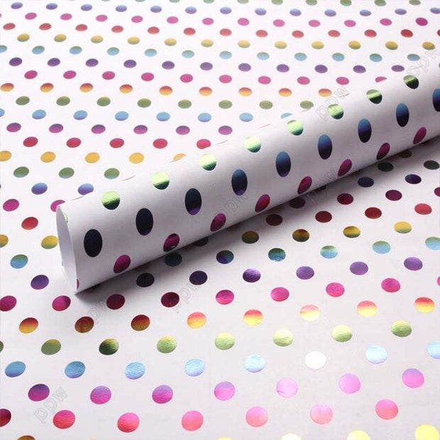 50*70cm ombre wrapping paper Gradient Holiday gift decoration paper Christmas series Wedding gift wrapping paper 2020 design