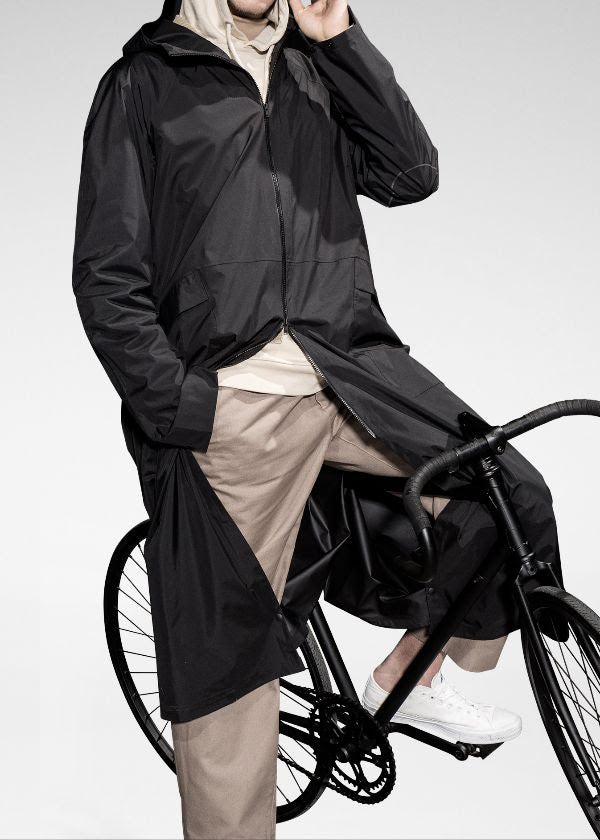 All-Commute Over Coat by Senscommon