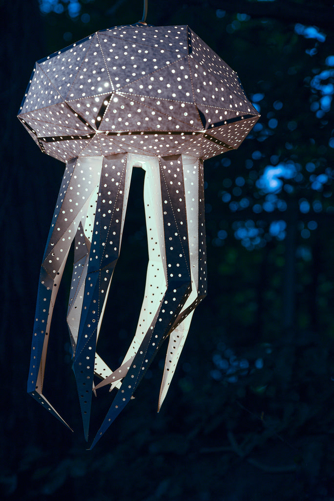 The Jellyfish Lantern by Vasili Lights