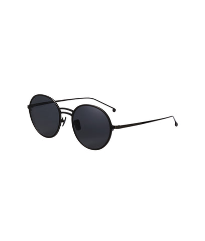 Yael Sunglasses, Black/Black
