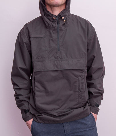 Laya Rain Jacket Black
