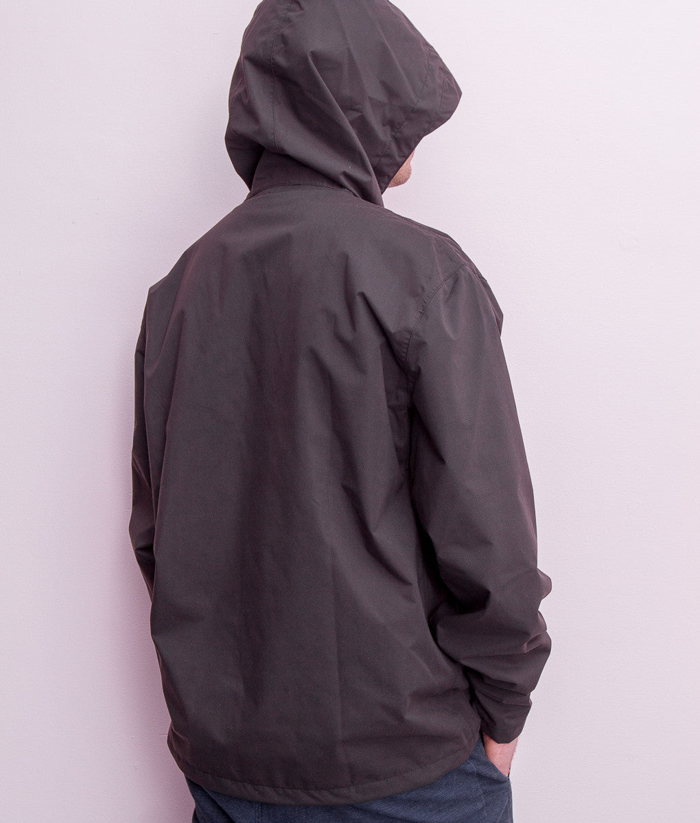 Laya Rain Jacket, Black