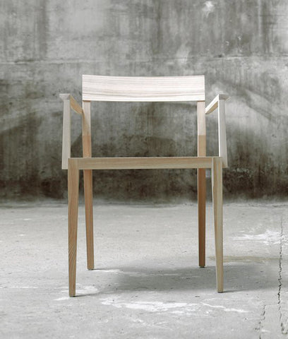 Chair Air Plus, European Ash