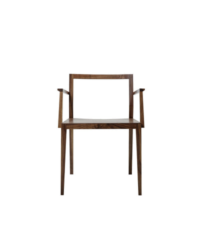 Chair Ghost Plus, American Walnut