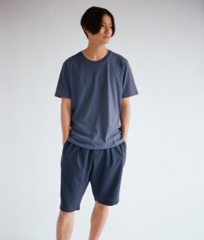 Perfect Fit-T-Shirt-Navy